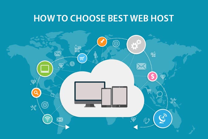 How to choose the best Web Hosting Companies