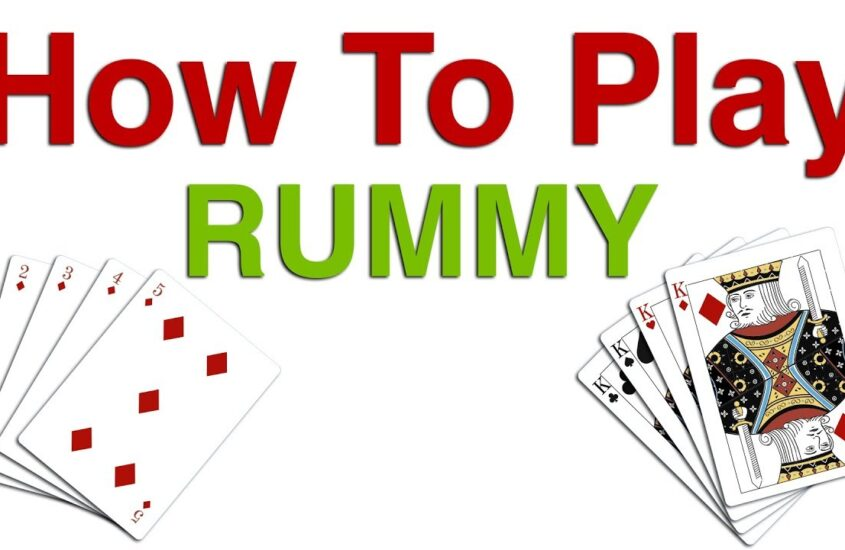 How to play rummy online?