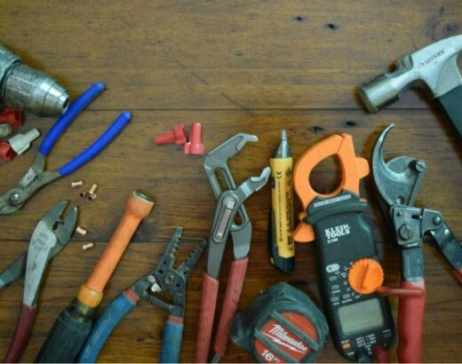 The power tools all electricians need